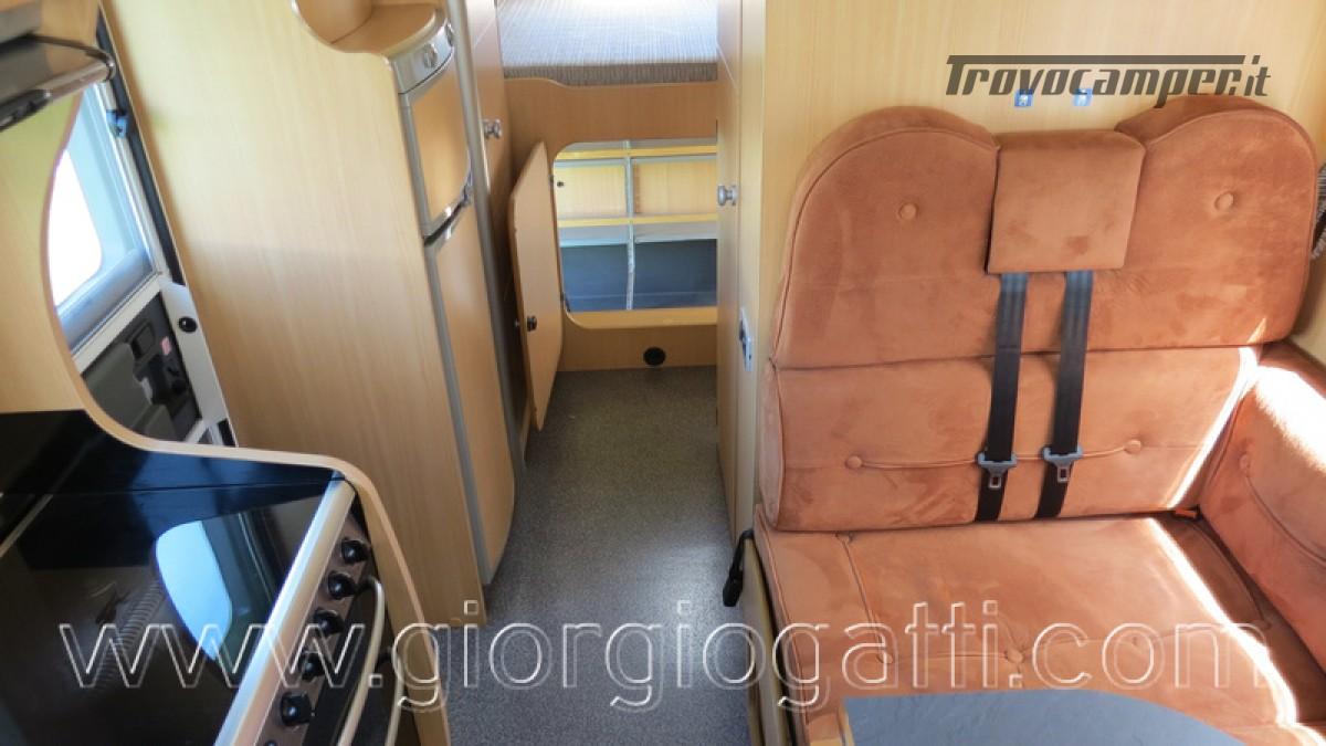 Camper Laika Kreos 3001 mansardato IVECO Daily 177cv usato  in vendita a Alessandria - Immagine 18