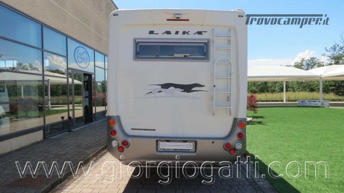 Camper Laika Kreos 3001 mansardato IVECO Daily 177cv usato  in vendita a Alessandria - Immagine 20