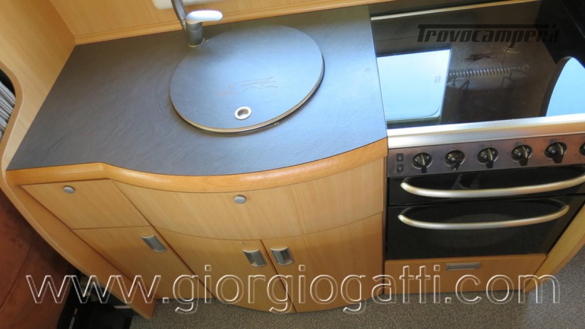 Camper Laika Kreos 3001 mansardato IVECO Daily 177cv usato  in vendita a Alessandria - Immagine 23