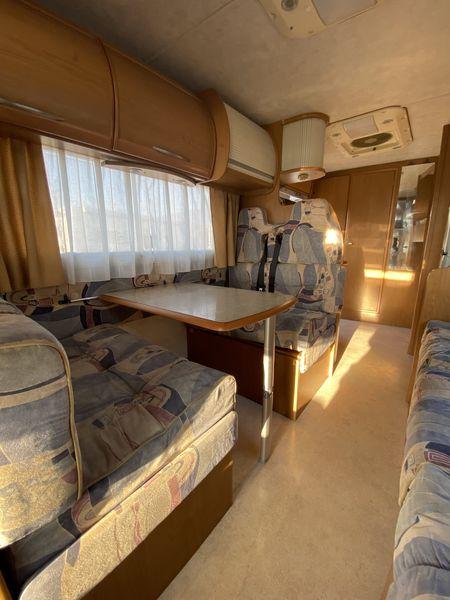 Mansardato, 6 posti viaggio, 7 posti letto: KENTUCKY ESTRO 2: usato  in vendita a Brescia - Immagine 24