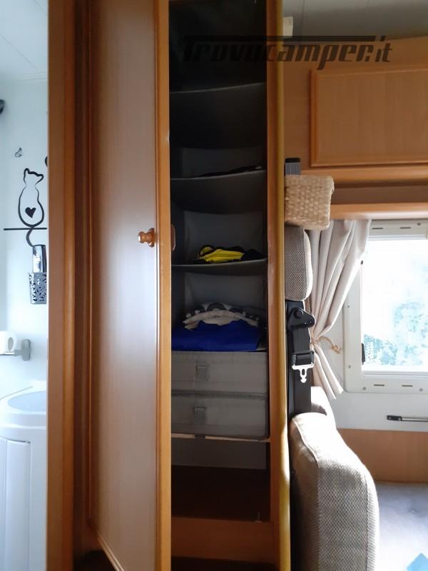 Mobilvetta skipper 54 mansardato usato  in vendita a Livorno - Immagine 4