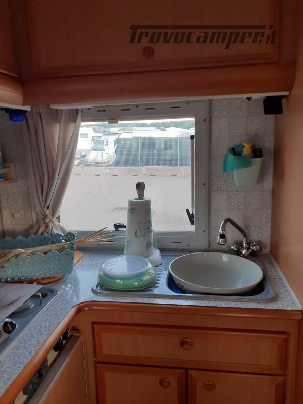 Mobilvetta skipper 54 mansardato usato  in vendita a Livorno - Immagine 5