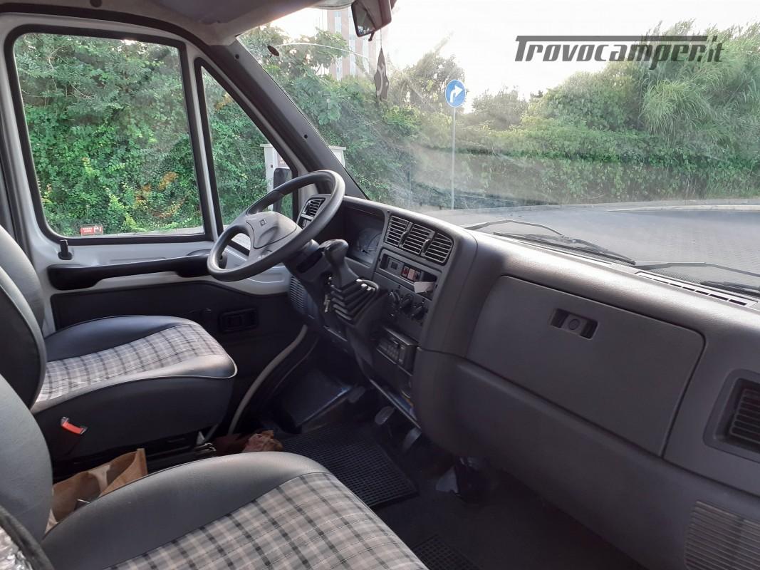 Mobilvetta skipper 54 mansardato usato  in vendita a Livorno - Immagine 9
