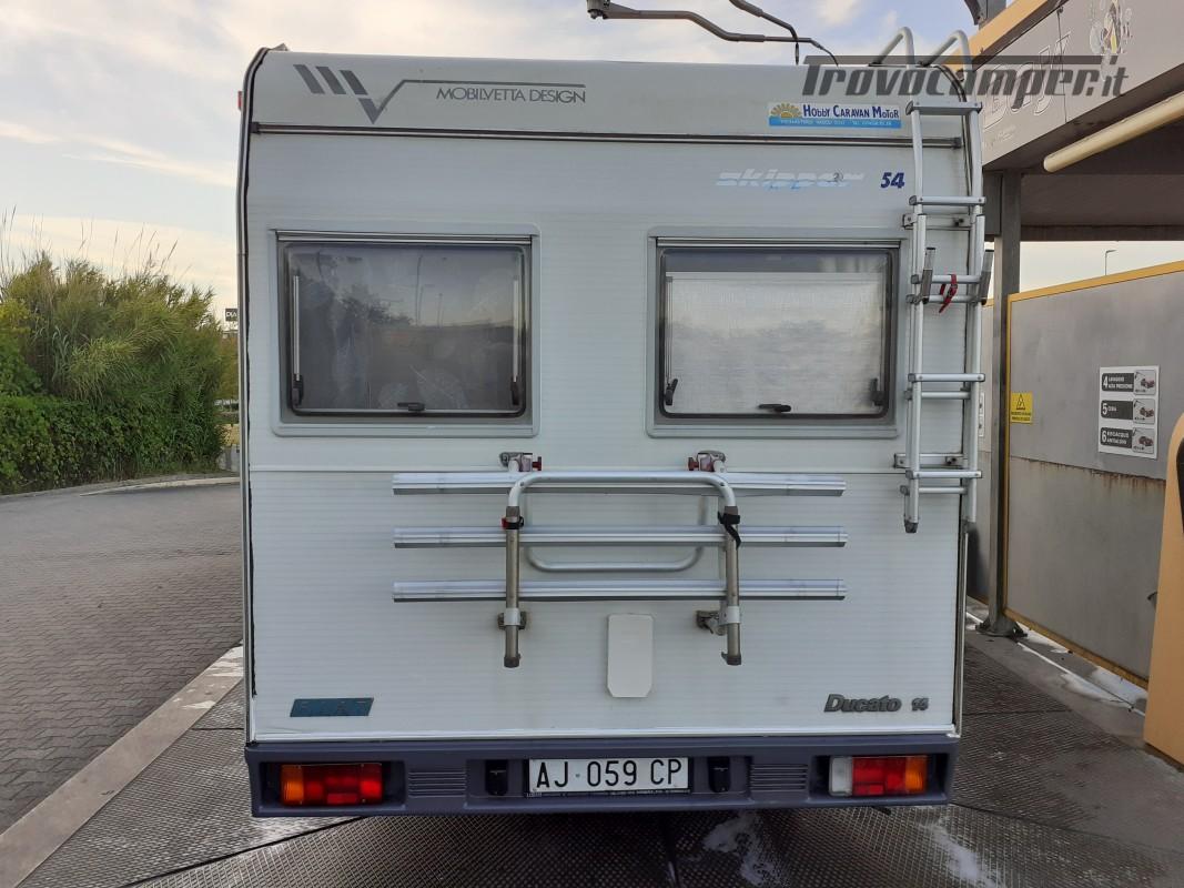 Mobilvetta skipper 54 mansardato usato  in vendita a Livorno - Immagine 11