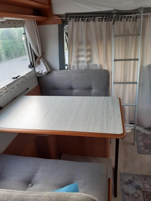 Mobilvetta skipper 54 mansardato usato  in vendita a Livorno - Immagine 18