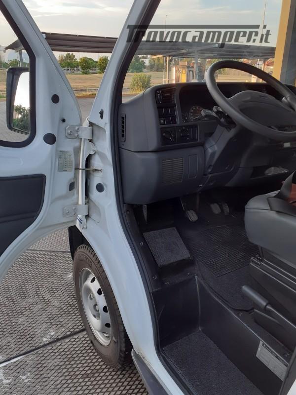 Mobilvetta skipper 54 mansardato usato  in vendita a Livorno - Immagine 20
