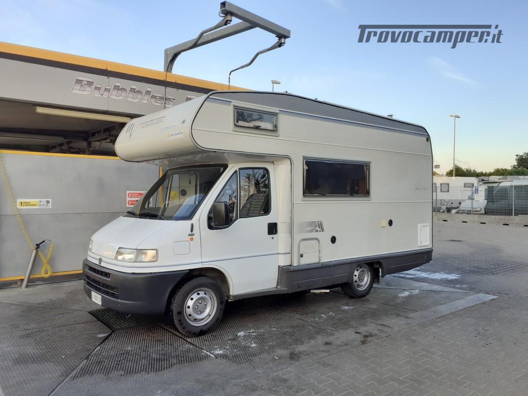 Mobilvetta skipper 54 mansardato usato  in vendita a Livorno - Immagine 24