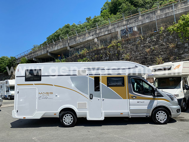 CI Magis 87 XT Elite 170cv Cambio Automatico nuovo  in vendita a Genova - Immagine 2