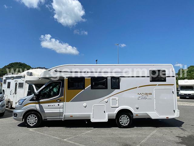 CI Magis 87 XT Elite 170cv Cambio Automatico nuovo  in vendita a Genova - Immagine 7