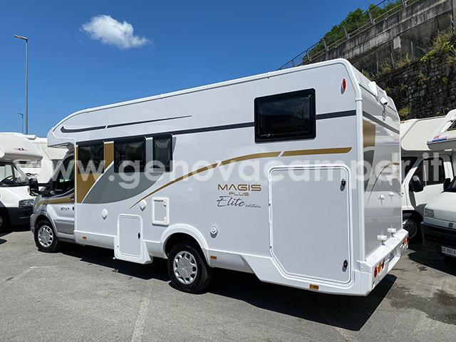 CI Magis 87 XT Elite 170cv Cambio Automatico nuovo  in vendita a Genova - Immagine 8