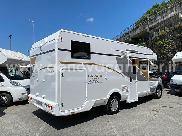 CI Magis 87 XT Elite 170cv Cambio Automatico nuovo  in vendita a Genova - Immagine 9