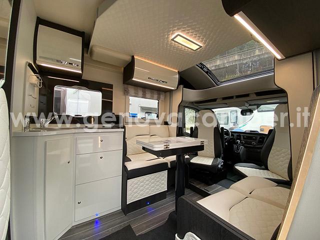 CI Magis 87 XT Elite 170cv Cambio Automatico nuovo  in vendita a Genova - Immagine 11