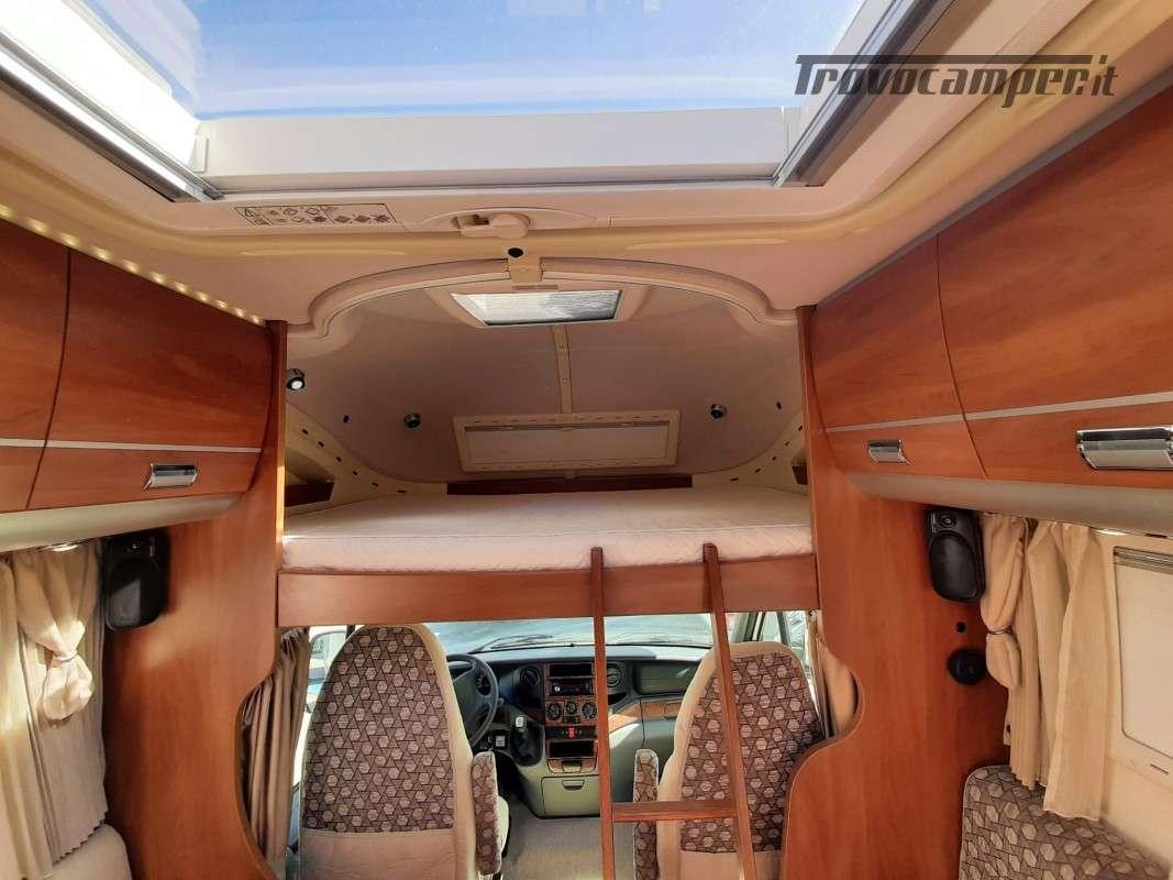USATO - LAIKA KREOS 3001 MANSARDATO 2009 usato  in vendita a Macerata - Immagine 16