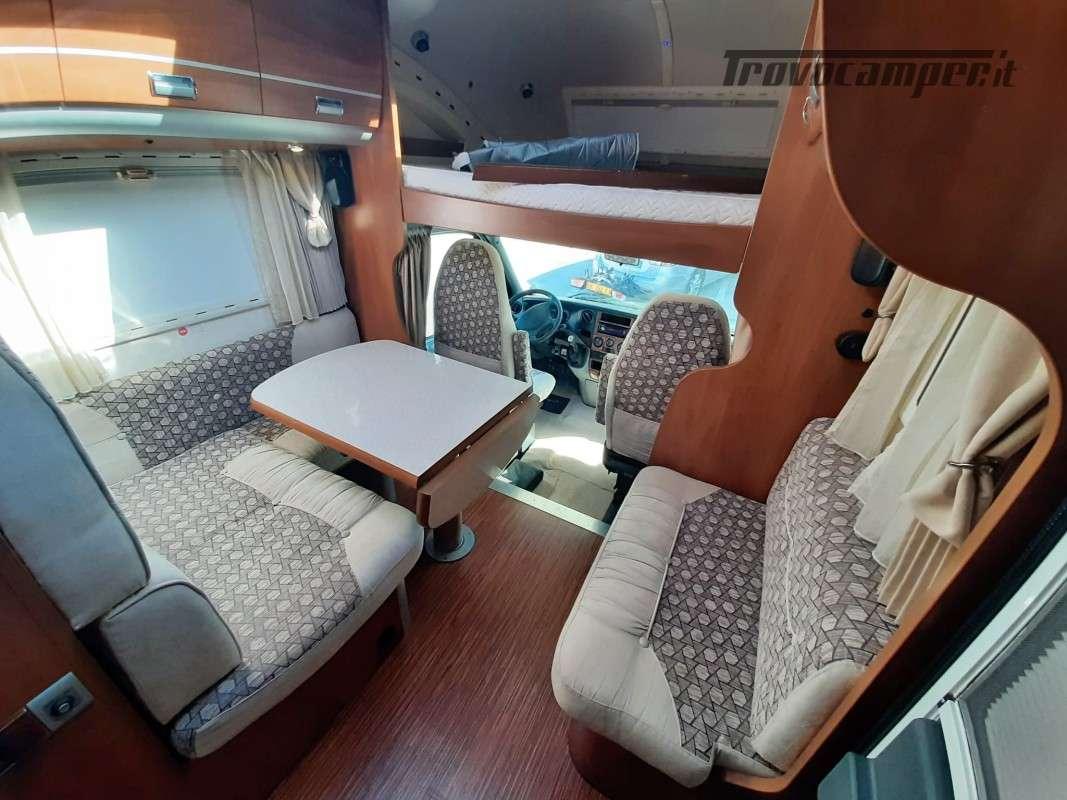 USATO - LAIKA KREOS 3001 MANSARDATO 2009 usato  in vendita a Macerata - Immagine 2