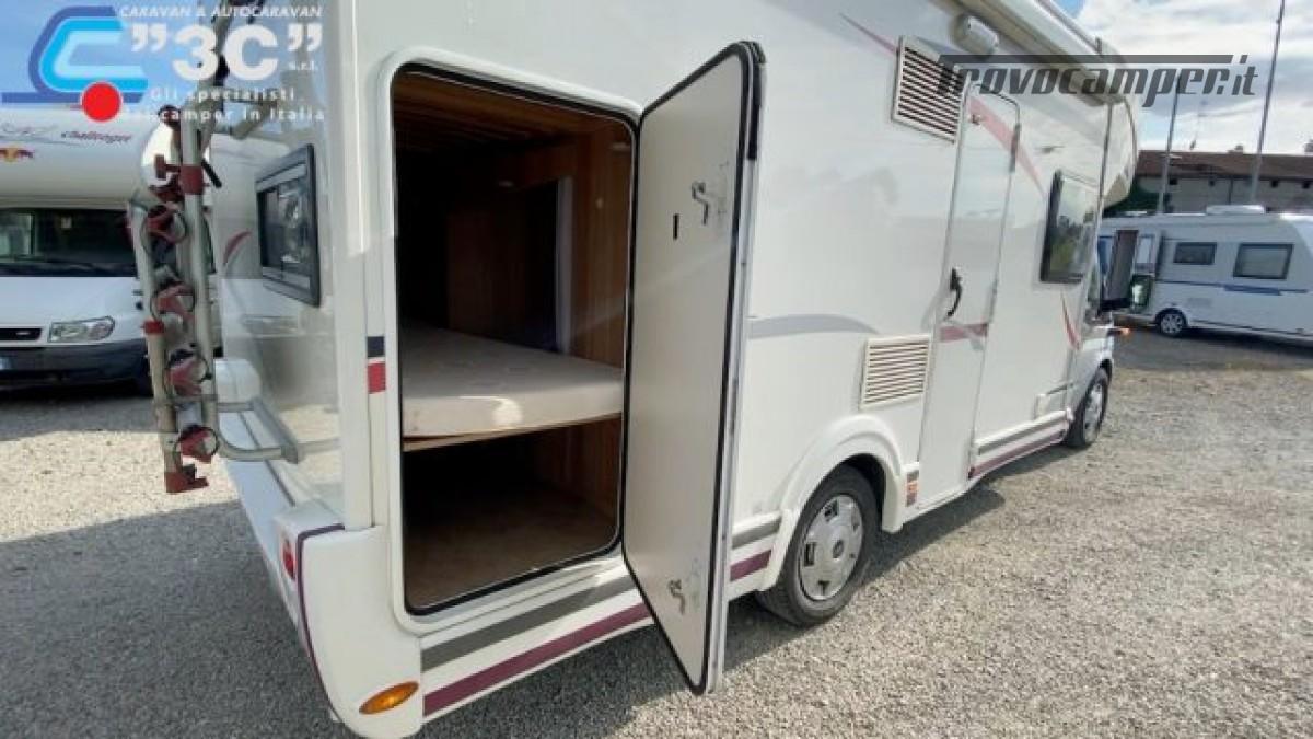 Camper puro CHAUSSON Chausson Genesis 52 usato  in vendita a Reggio Emilia - Immagine 5
