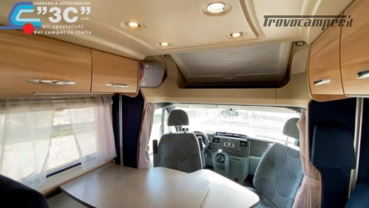 Camper puro CHAUSSON Chausson Genesis 52 usato  in vendita a Reggio Emilia - Immagine 6