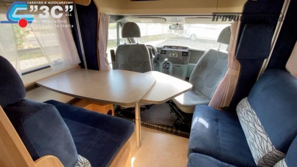 Camper puro CHAUSSON Chausson Genesis 52 usato  in vendita a Reggio Emilia - Immagine 7
