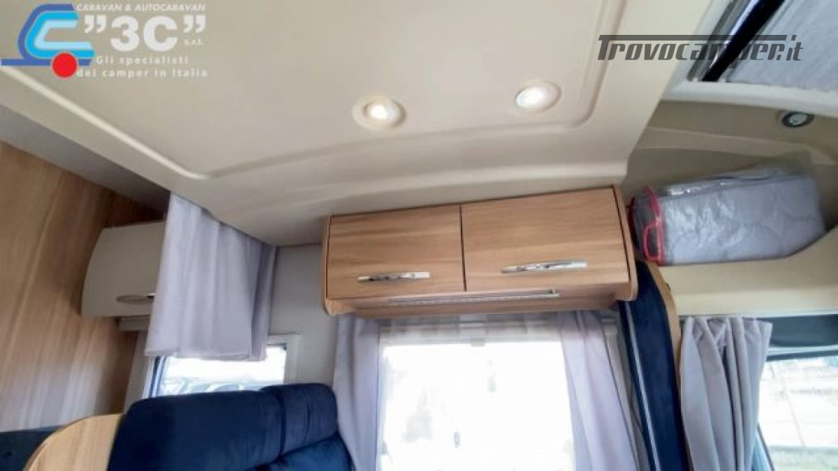 Camper puro CHAUSSON Chausson Genesis 52 usato  in vendita a Reggio Emilia - Immagine 9