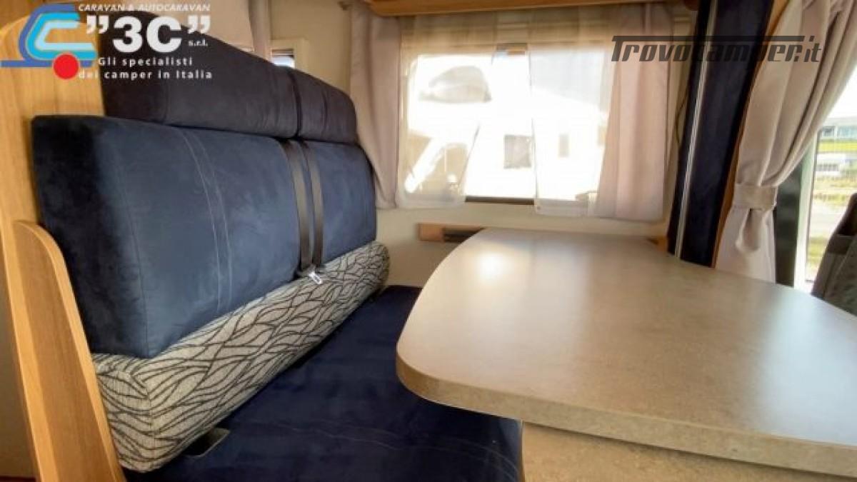 Camper puro CHAUSSON Chausson Genesis 52 usato  in vendita a Reggio Emilia - Immagine 10