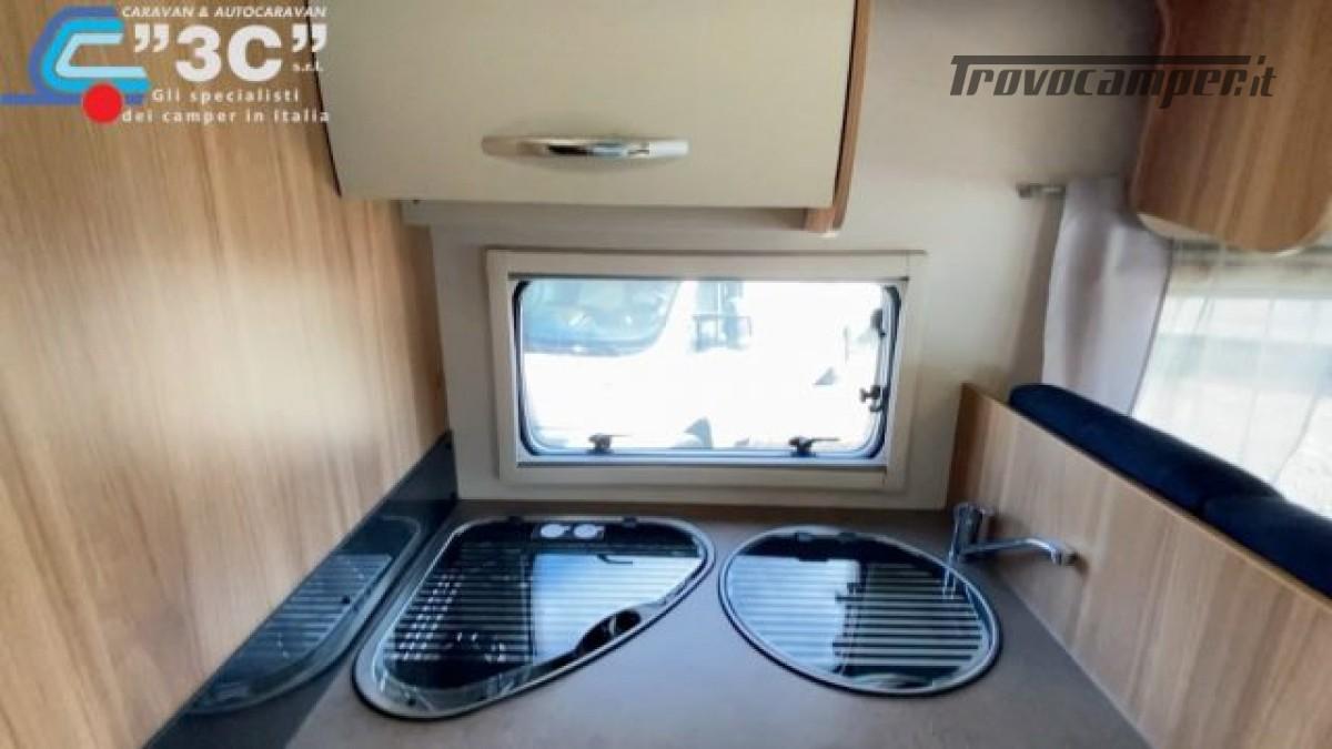 Camper puro CHAUSSON Chausson Genesis 52 usato  in vendita a Reggio Emilia - Immagine 12