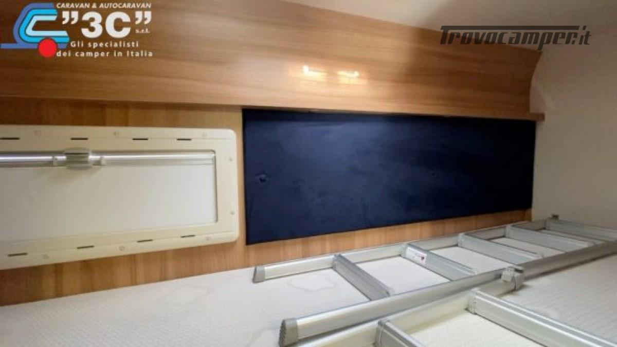 Camper puro CHAUSSON Chausson Genesis 52 usato  in vendita a Reggio Emilia - Immagine 22