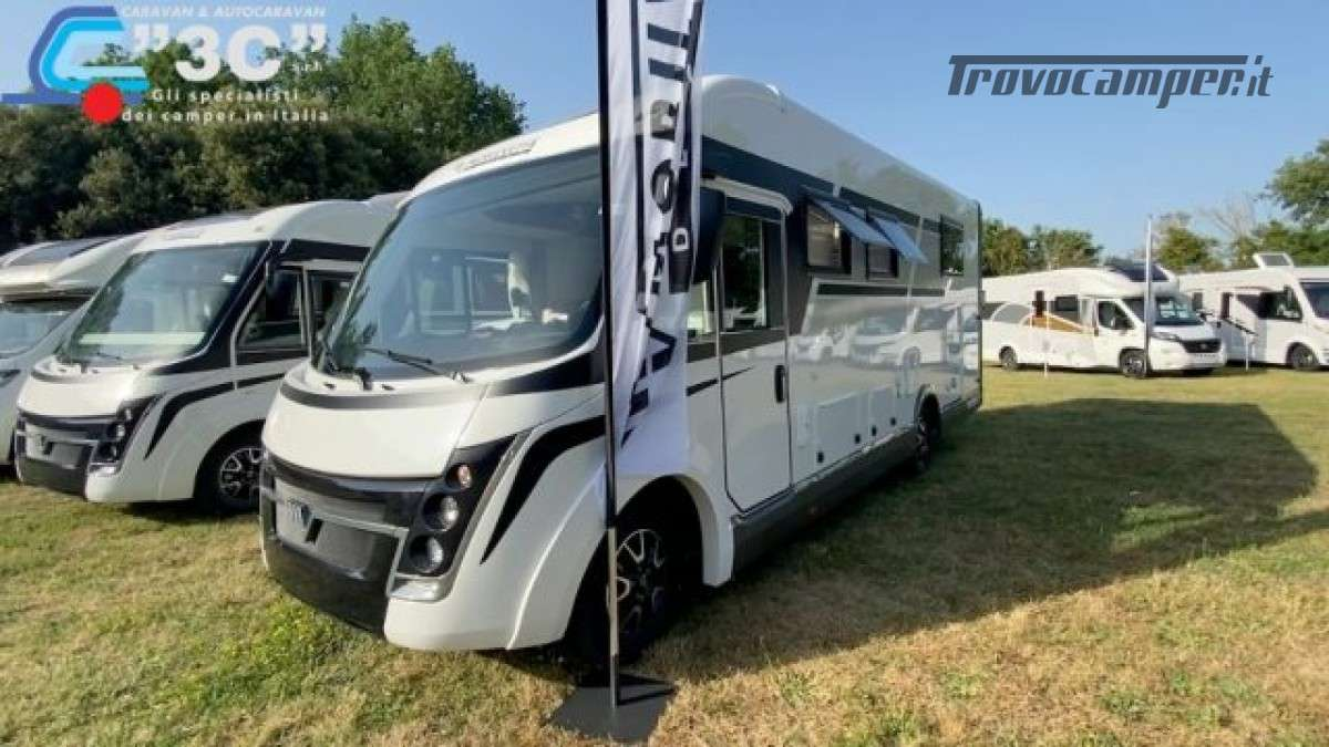 Motorhome MOBILVETTA Mobilvetta Teknoline 90 - In nuovo  in vendita a Reggio Emilia - Immagine 1