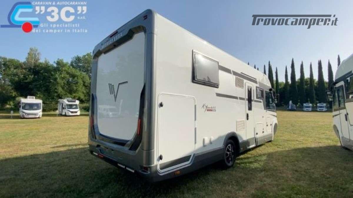 Motorhome MOBILVETTA Mobilvetta Teknoline 90 - In nuovo  in vendita a Reggio Emilia - Immagine 5