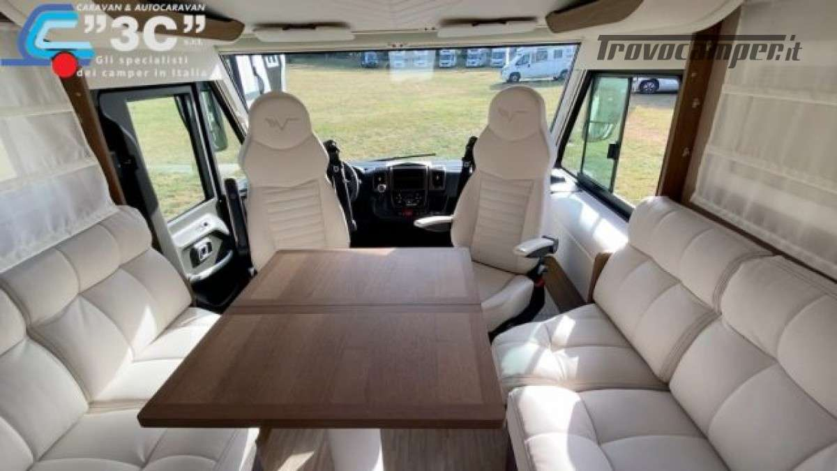 Motorhome MOBILVETTA Mobilvetta Teknoline 90 - In nuovo  in vendita a Reggio Emilia - Immagine 10