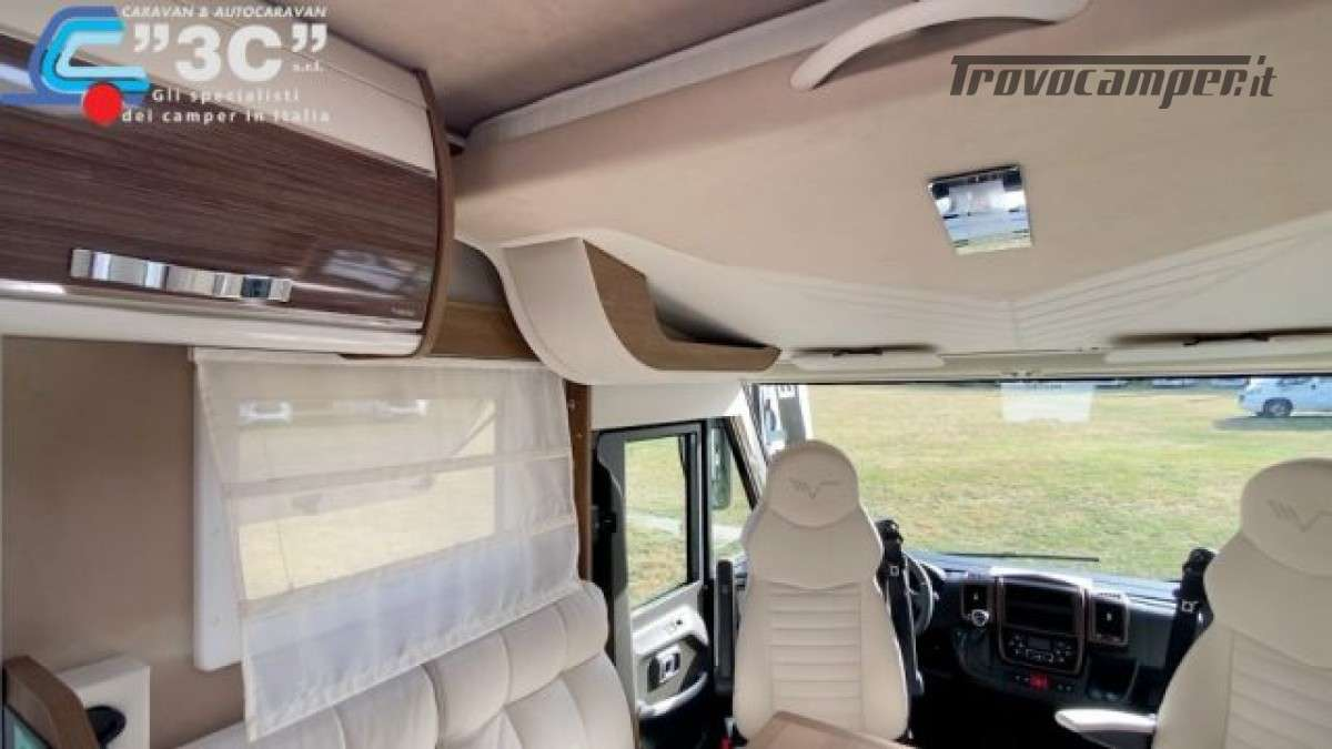 Motorhome MOBILVETTA Mobilvetta Teknoline 90 - In nuovo  in vendita a Reggio Emilia - Immagine 11