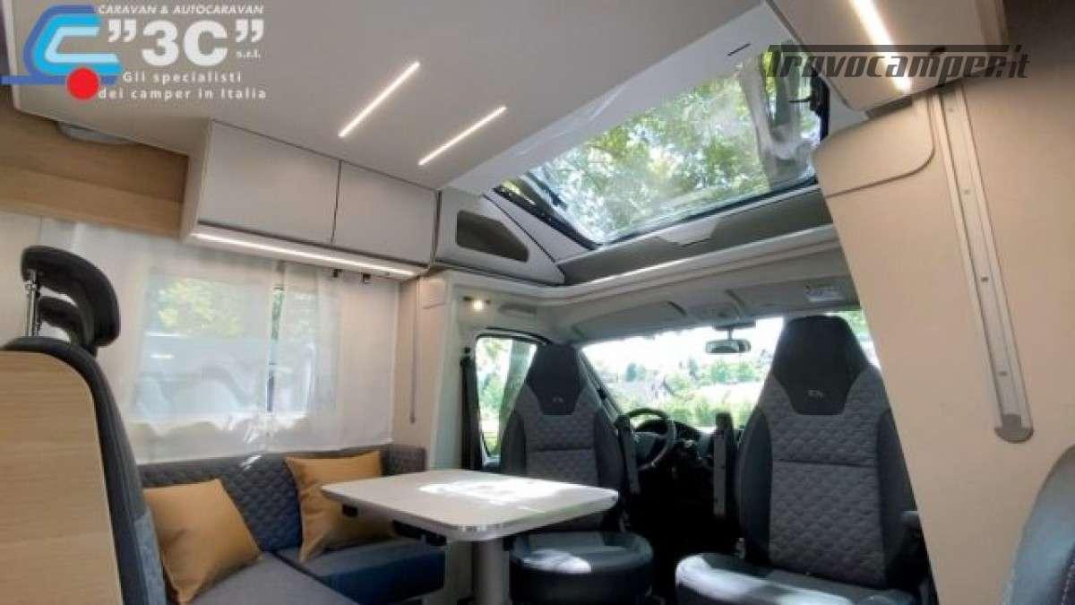 Semintegrale ADRIA Adria Matrix Axess 650 SL - In arr nuovo  in vendita a Reggio Emilia - Immagine 7