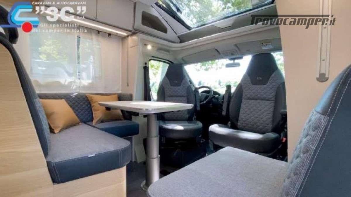 Semintegrale ADRIA Adria Matrix Axess 650 SL - In arr nuovo  in vendita a Reggio Emilia - Immagine 8