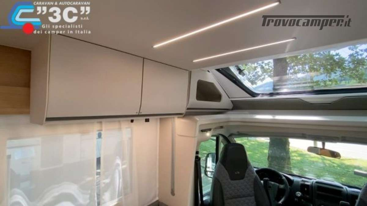 Semintegrale ADRIA Adria Matrix Axess 650 SL - In arr nuovo  in vendita a Reggio Emilia - Immagine 14