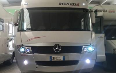 Motorhome rapido 997 m usato  in vendita a Pavia - Immagine 1