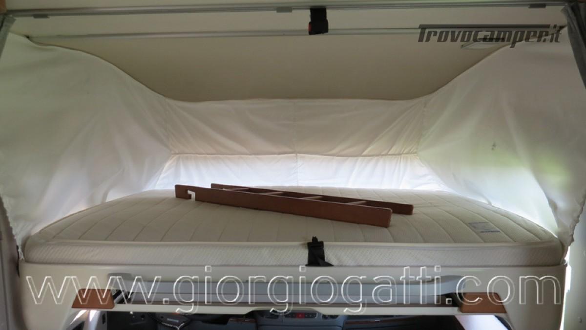 Camper Hymer B-Klasse SL 614 motorhome ALKO con garage usato  in vendita a Alessandria - Immagine 2