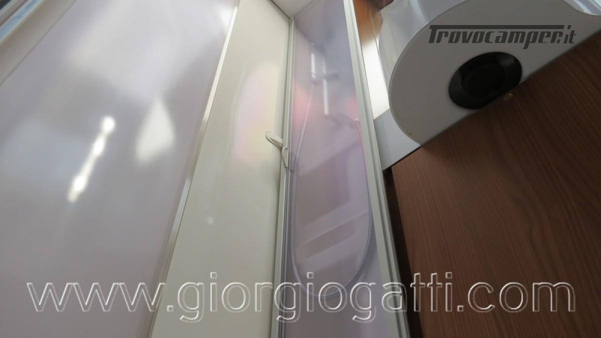 Camper Hymer B-Klasse SL 614 motorhome ALKO con garage usato  in vendita a Alessandria - Immagine 4