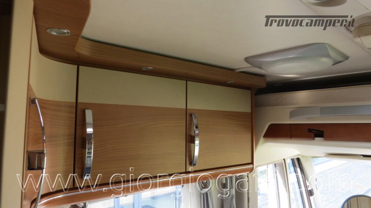 Camper Hymer B-Klasse SL 614 motorhome ALKO con garage usato  in vendita a Alessandria - Immagine 6