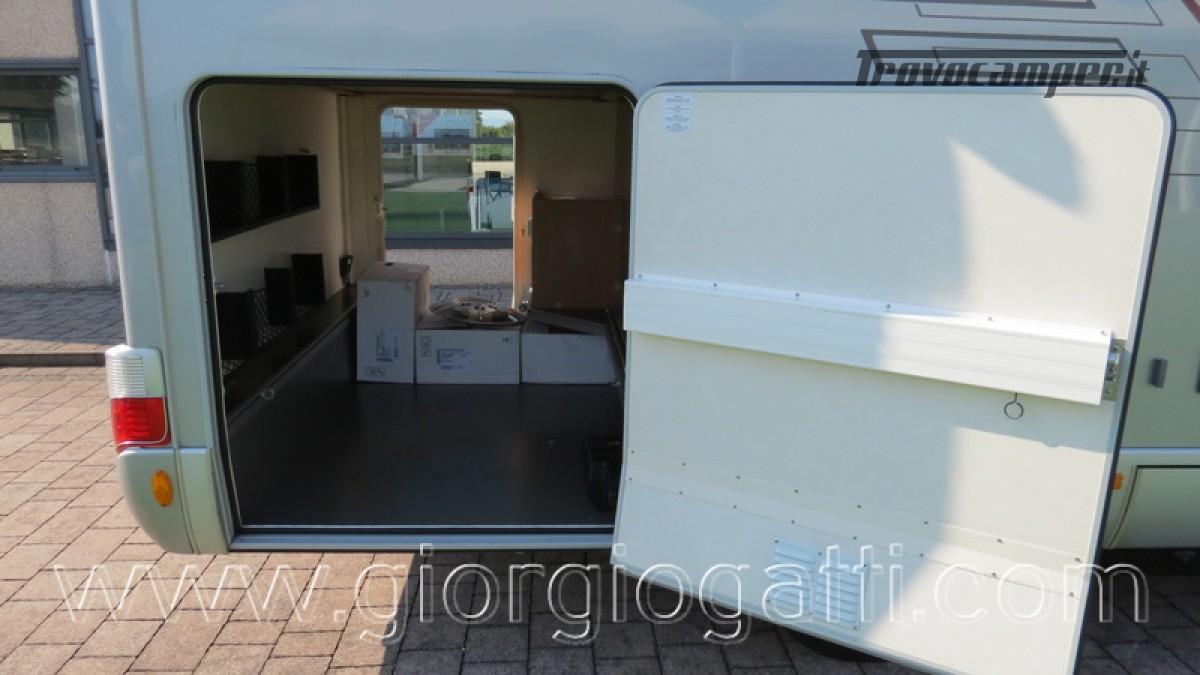 Camper Hymer B-Klasse SL 614 motorhome ALKO con garage usato  in vendita a Alessandria - Immagine 10