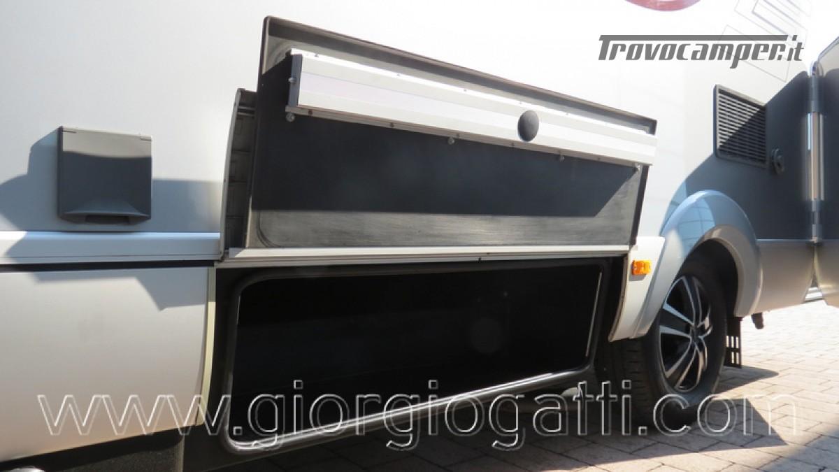 Camper Hymer B-Klasse SL 614 motorhome ALKO con garage usato  in vendita a Alessandria - Immagine 11