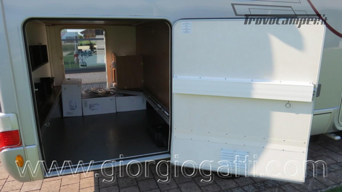 Camper Hymer B-Klasse SL 614 motorhome ALKO con garage usato  in vendita a Alessandria - Immagine 12