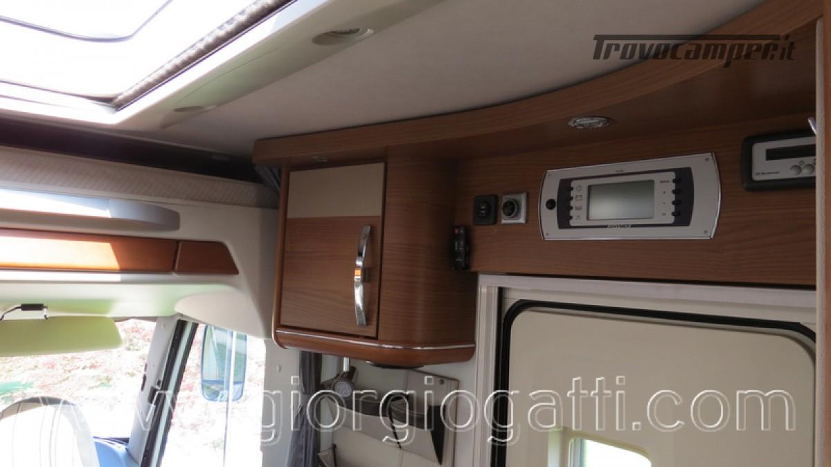 Camper Hymer B-Klasse SL 614 motorhome ALKO con garage usato  in vendita a Alessandria - Immagine 13