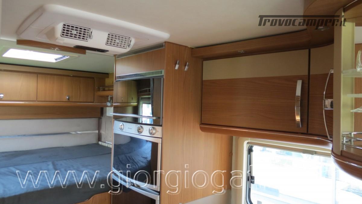 Camper Hymer B-Klasse SL 614 motorhome ALKO con garage usato  in vendita a Alessandria - Immagine 17