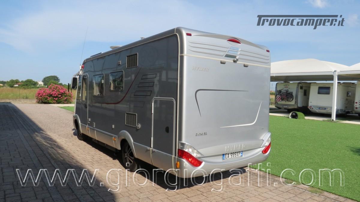 Camper Hymer B-Klasse SL 614 motorhome ALKO con garage usato  in vendita a Alessandria - Immagine 19