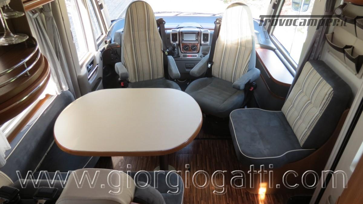 Camper Hymer B-Klasse SL 614 motorhome ALKO con garage usato  in vendita a Alessandria - Immagine 23