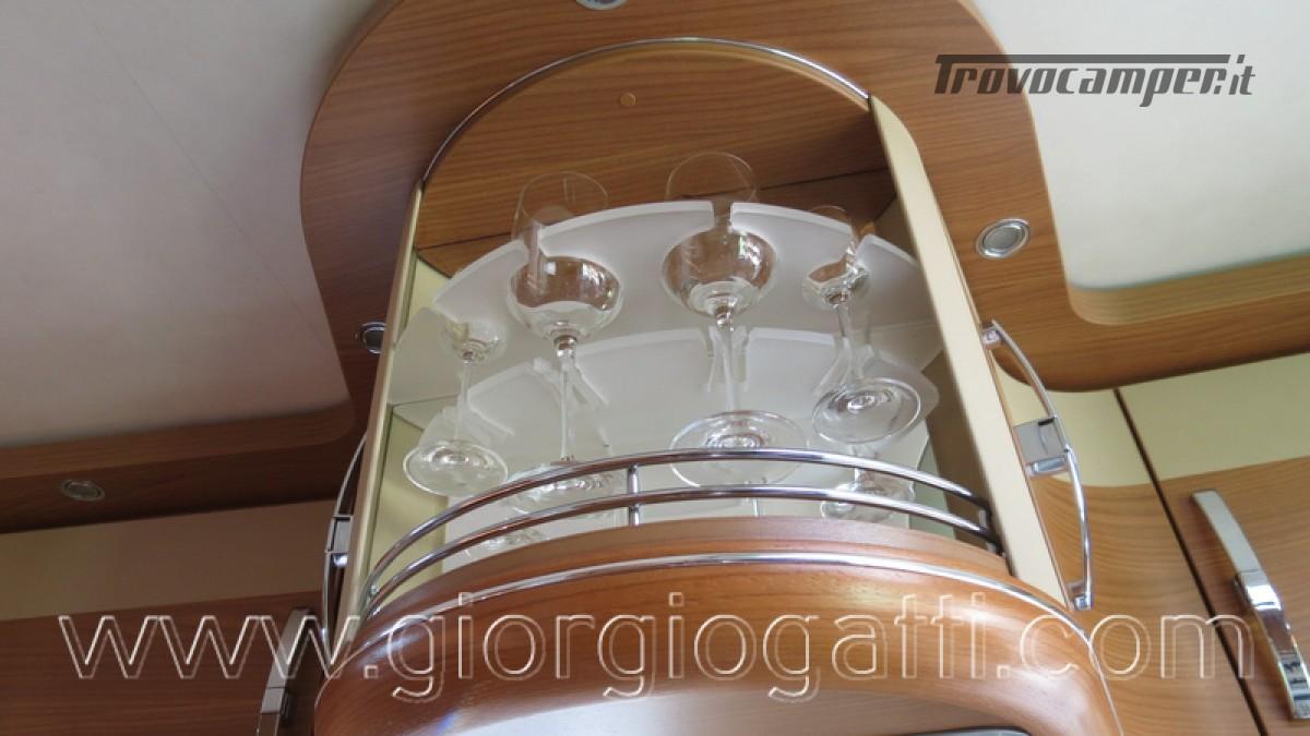 Camper Hymer B-Klasse SL 614 motorhome ALKO con garage usato  in vendita a Alessandria - Immagine 24