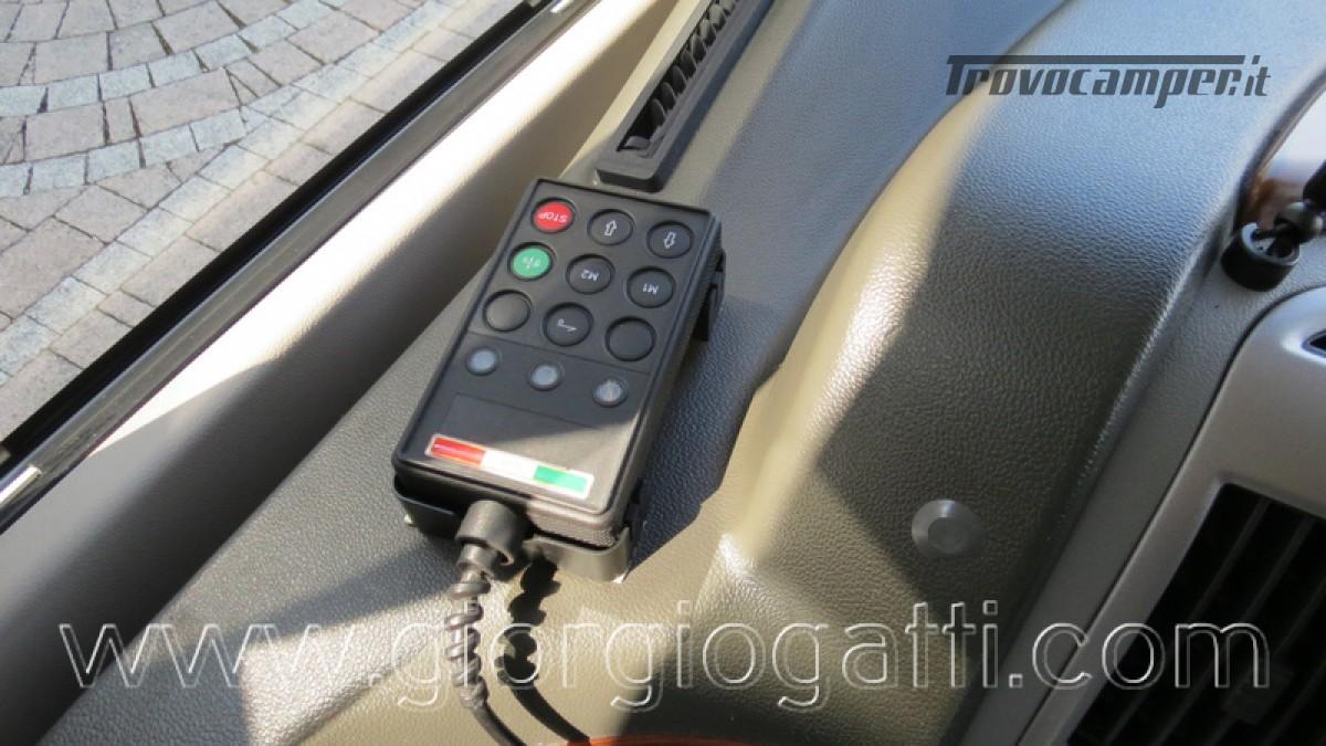 Camper Hymer B-Klasse SL 614 motorhome ALKO con garage usato  in vendita a Alessandria - Immagine 29