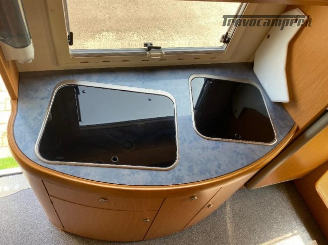 Mansardato LAIKA .ECOVIP 2 TW usato  in vendita a Bologna - Immagine 4