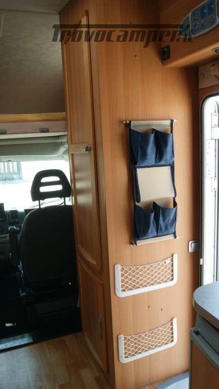 MANSARDATO USATO MCLOUIS STEEL 425 CON LETTO MATRIMONIALE POST. E AMPIO GARAGE usato  in vendita a Vercelli - Immagine 17