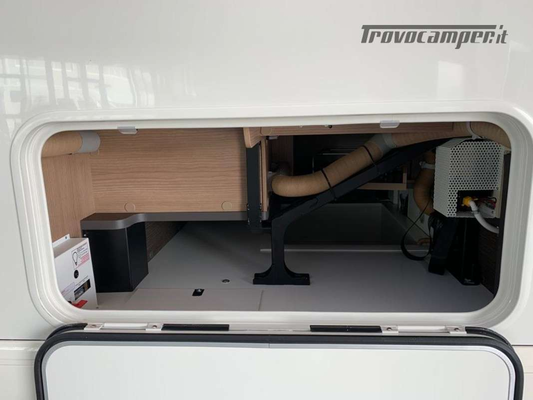 TOURER T 148 LE Semintegrale con letti gemelli nuovo  in vendita a Pordenone - Immagine 3