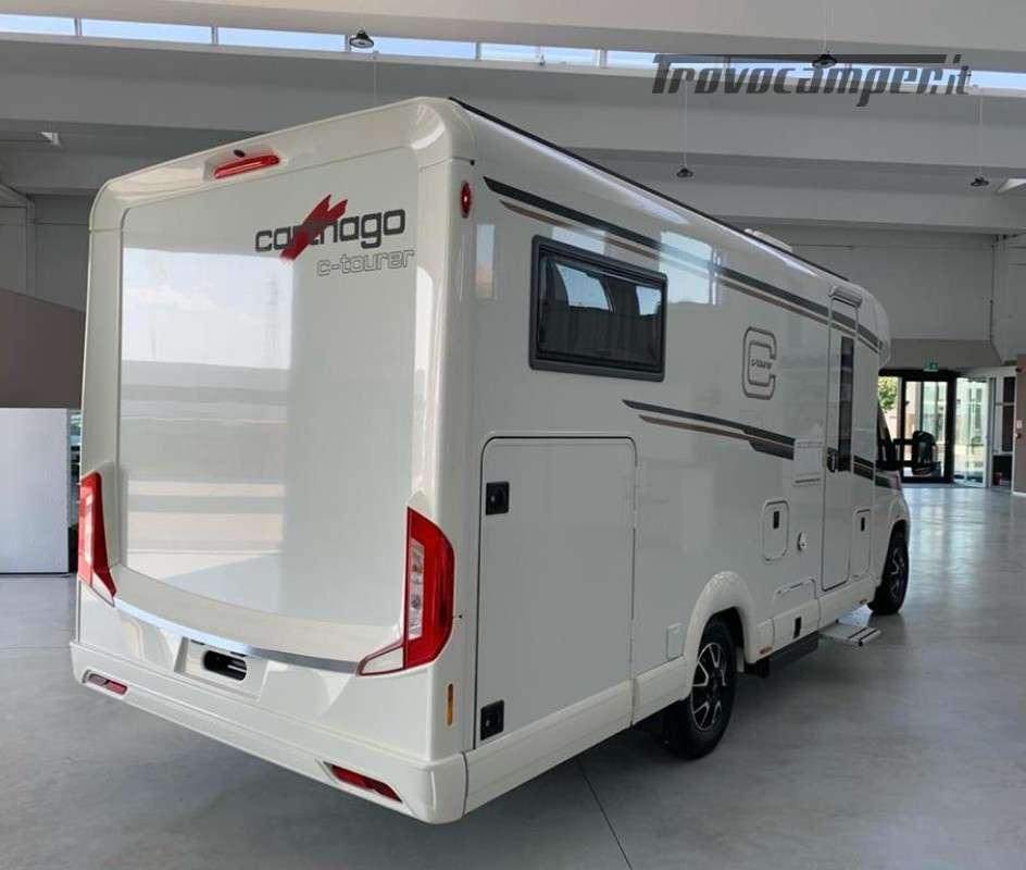 TOURER T 148 LE Semintegrale con letti gemelli nuovo  in vendita a Pordenone - Immagine 4