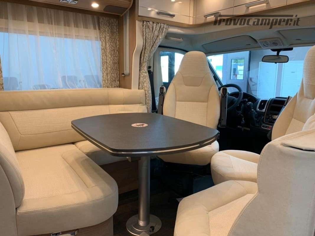 TOURER T 148 LE Semintegrale con letti gemelli nuovo  in vendita a Pordenone - Immagine 5